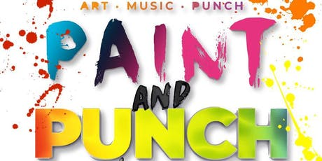 Paint and Punch X Shade Lena & Ashleigh Willer tickets