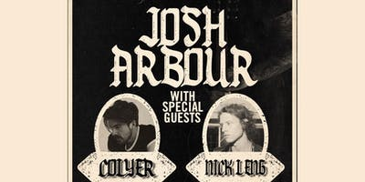 Josh Arbour with Nick Leng and Colyer