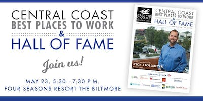 Central Coast Best Places to Work & Hall of Fame