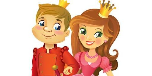 Jhalak Summer Camp - Princess and Prince