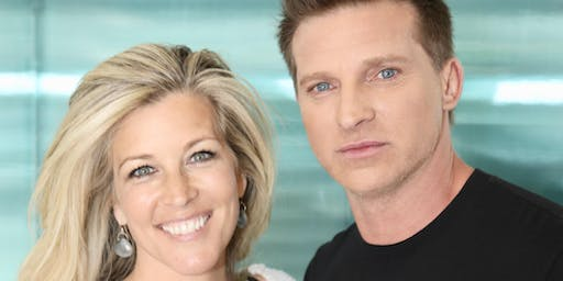 Laura Wright and Steve Burton: BFF tour comes to Rockwells!