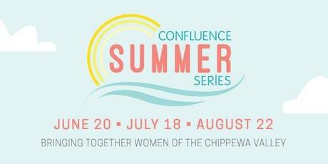 Dress for Success // Confluence Summer Series tickets