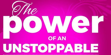 The Power of an UNSTOPPABLE Woman Regina Conference tickets