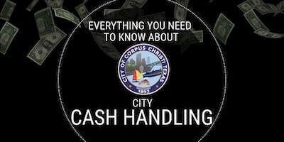 Cash Handling Training Sessions