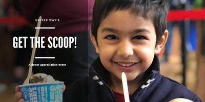 Get the Scoop on United Way's Work