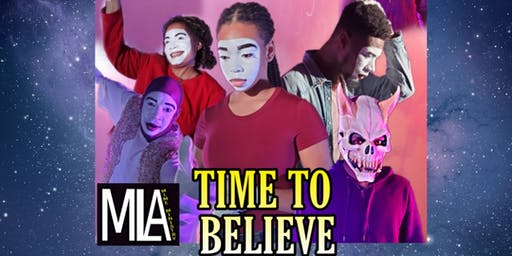 MLA MIME MINISTRY (TIME TO BELIEVE)