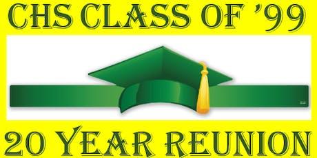 "Cleveland High School ""Class of 1999"" 20 Year Reunion tickets"