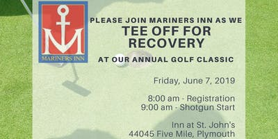 Tee Off For Recovery Golf Classic