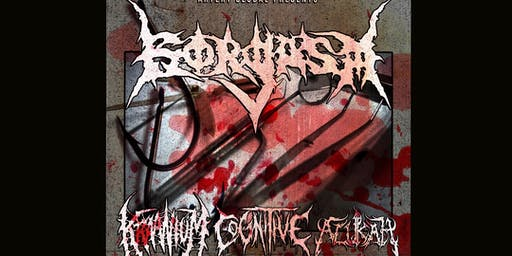 Gorgasm / Kraanium / Cognitive + more