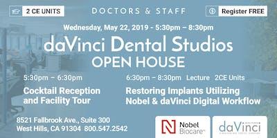 daVinci Dental Studios Open House + CE Course