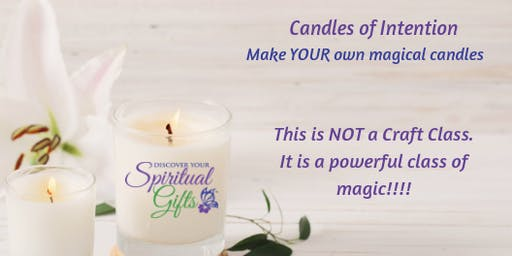 Intention Candles - Abundance with Vialet Rayne
