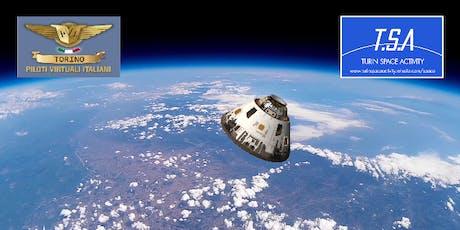 Missione Near Space  TSV3 Apollo Mission  Cosmic Ray biglietti