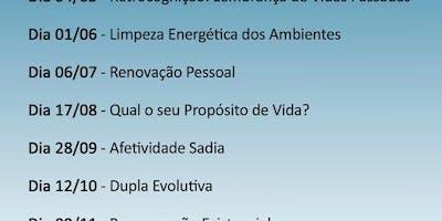 """Palestra: """"Afetividade Sadia."""""""