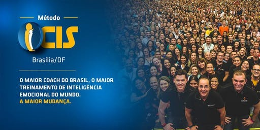 [BRASÍLIA/DF] Método CIS 208 - LISTA VIP