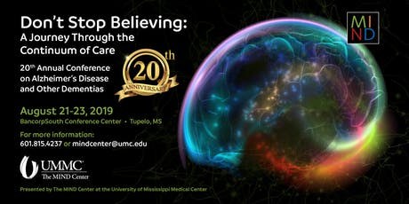 20th Annual Conference on Alzheimer's Disease and Other Dementias tickets