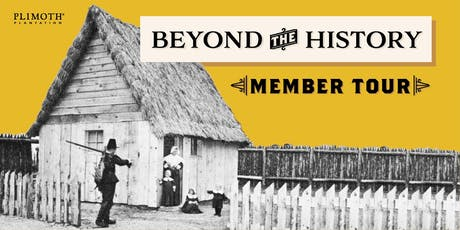 Member-Exclusive Tour: Beyond the History tickets