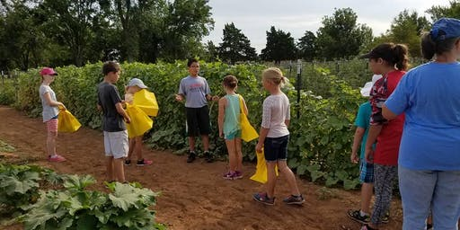 Junior Master Gardener Day Camp