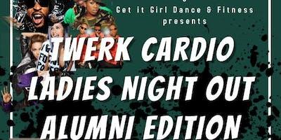 Spartan Twerk Cardio With GET IT GIRL DANCE & FITNESS
