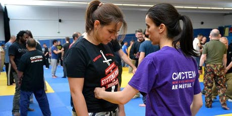 Enjoy a FREE 45 minutes TASTER session of Systema tickets