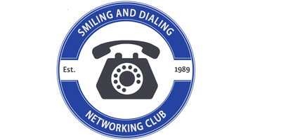 Career Networking by Smiling and Dialing