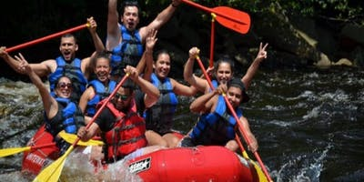 Annual Dam Release White Water Rafting Trip from NYC (All Inclusive)