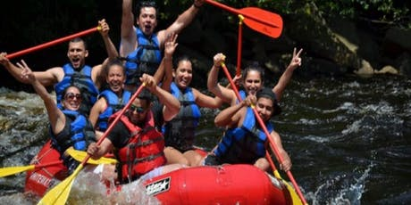 Annual Dam Release White Water Rafting Trip from NYC (All Inclusive) tickets