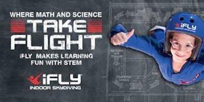 iFly San Antonio Homeschool STEM Field Trip 2019