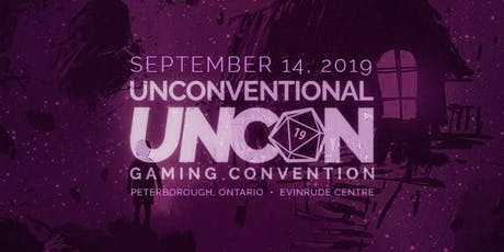 UnConventional Gaming Convention 2019 tickets