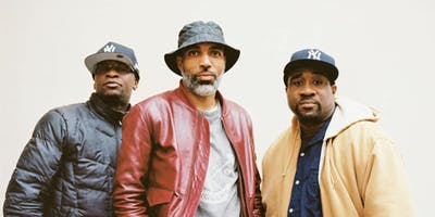 Jungle Brothers and Kool DJ Red Alert