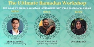 The Ultimate Ramadan Workshop 2019