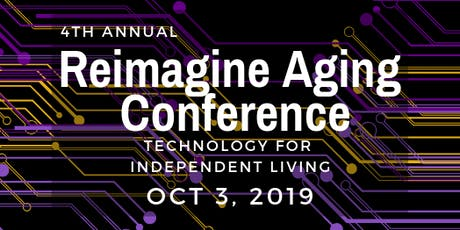 Reimagine Aging Conference  tickets