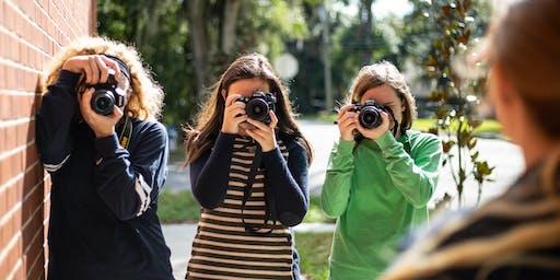 Beginner DSLR Photography Class: Get off Auto Mode!