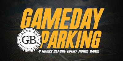 August 8th - Preseason Parking
