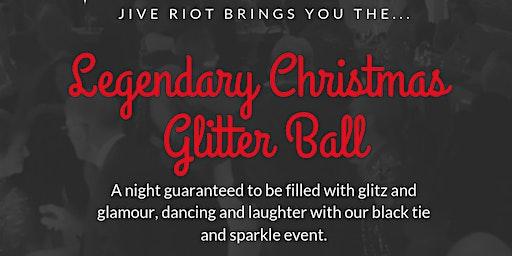 Jive Riot Legendary Christmas Glitter Ball