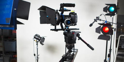 Cinematography for Directors with Rubidium Wu Presented by Canon - LA SOLD OUT