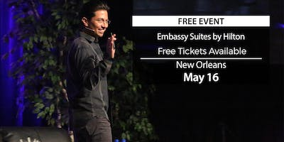 (FREE) Millionaire Success Habits revealed in New Orleans by Dean Graziosi