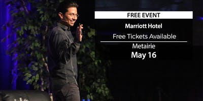 (FREE) Millionaire Success Habits revealed in Metairie by Dean Graziosi
