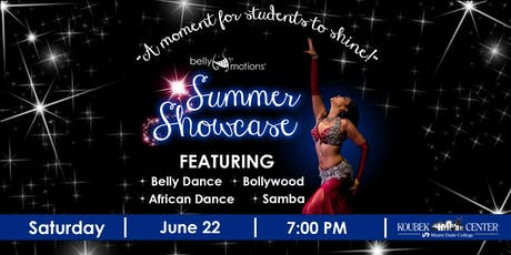 Belly Motions Summer Showcase tickets