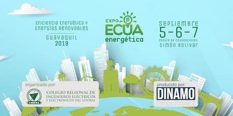 Expo Ecua Energética entradas