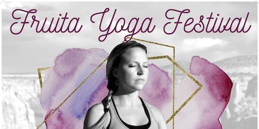 Fruita Yoga Festival