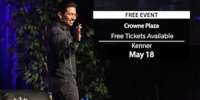 (FREE) Millionaire Success Habits revealed in Kenner by Dean Graziosi