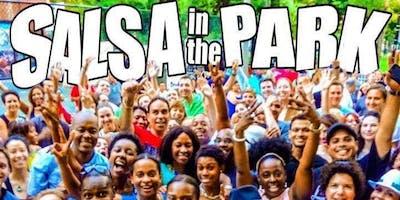 SALSA IN THE PARK MONDAYS AT BLACKSTONE COMMUNITY CENTER (WBOP GATHERING)