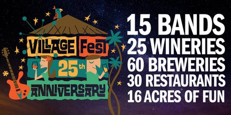25th Annual Bakersfield VillageFest tickets