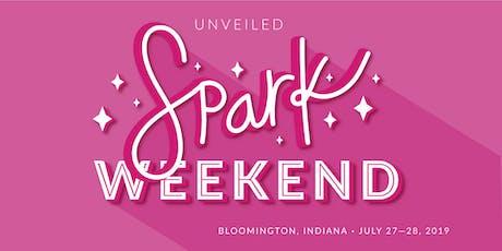 SPARK Weekend tickets