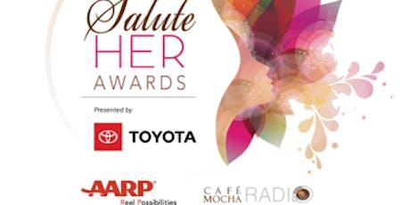 Cafe Mocha Radio: 'Salute Her': Beauty of Diversity Cocktail Reception & Awards - New York  tickets
