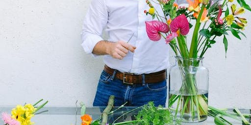 Curso Cómo hacer un Ramo de Flores: Nivel Básico