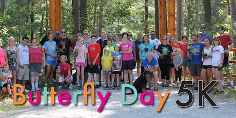 2019 Butterfly Day 5K at Au Sable Institute tickets