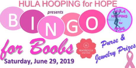 Bingo for Boobs & Auction - Breast Cancer Fundraiser tickets