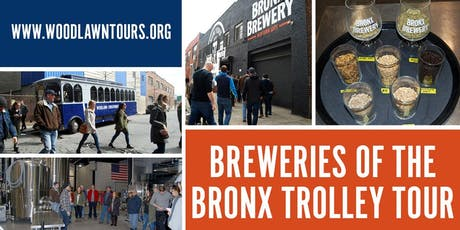 Breweries of the Bronx Trolley Tour tickets