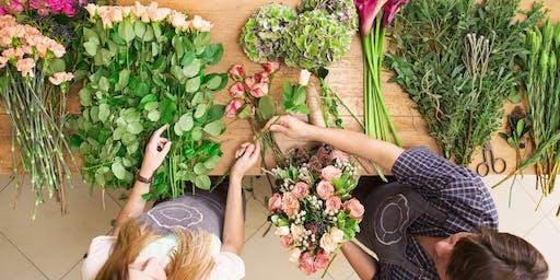Curso Cómo hacer un ramo de flores: nivel avanzado
